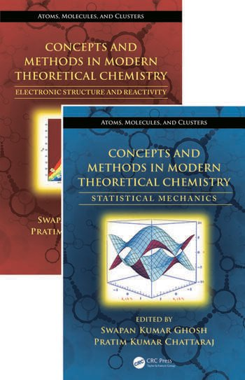 Concepts and Methods in Modern Theoretical Chemistry, Two Volume Set book cover