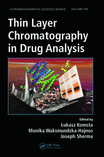 Thin Layer Chromatography in Drug Analysis book cover