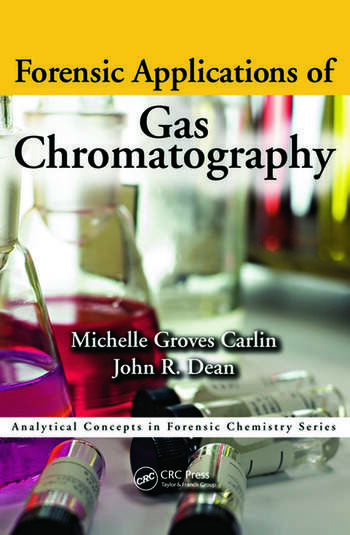 Forensic Applications of Gas Chromatography book cover