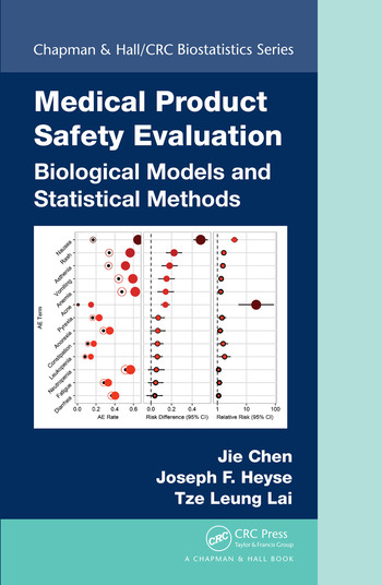 Medical Product Safety Evaluation Biological Models and Statistical Methods book cover