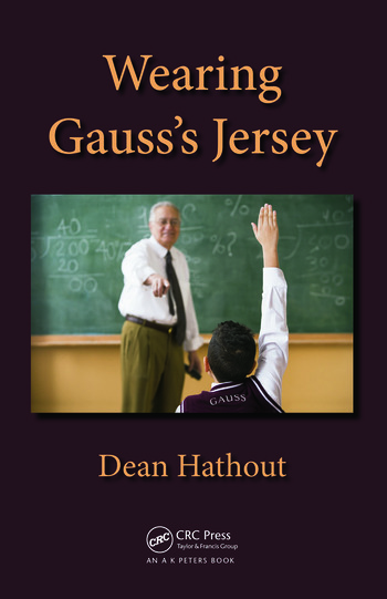 Wearing Gauss's Jersey book cover