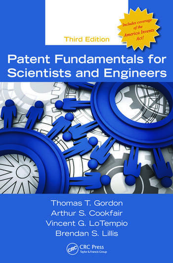 Patent Fundamentals for Scientists and Engineers book cover