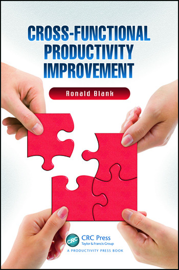 Cross-Functional Productivity Improvement book cover