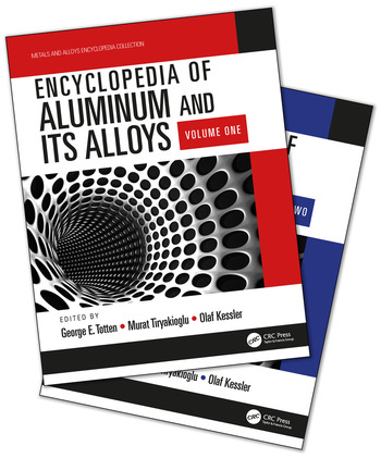 Encyclopedia of Aluminum and Its Alloys, Two-Volume Set (Print) book cover