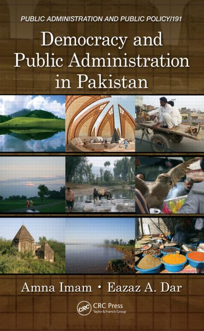 Democracy and Public Administration in Pakistan book cover