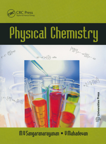 Physical Chemistry book cover