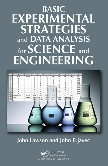 Basic Experimental Strategies and Data Analysis for Science and Engineering book cover