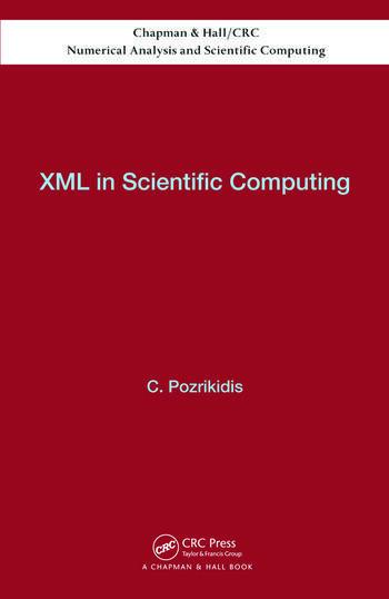 XML in Scientific Computing book cover