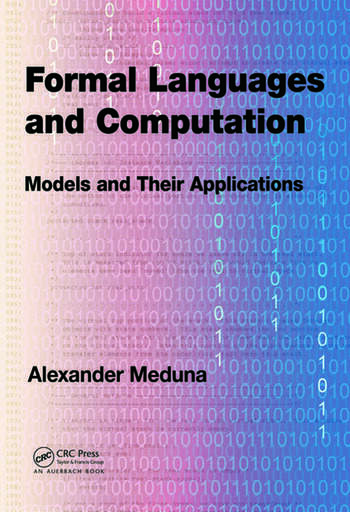 Formal Languages and Computation Models and Their Applications book cover