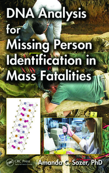 DNA Analysis for Missing Person Identification in Mass Fatalities book cover