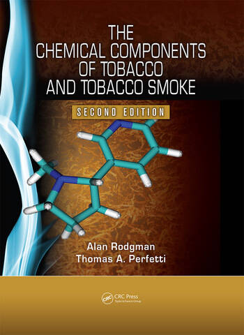 The Chemical Components of Tobacco and Tobacco Smoke, Second Edition book cover