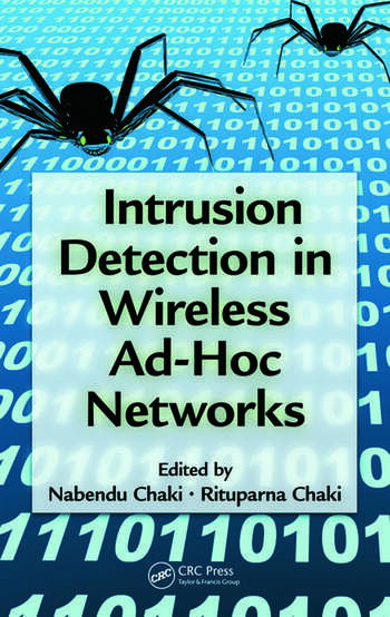 Intrusion Detection in Wireless Ad-Hoc Networks book cover