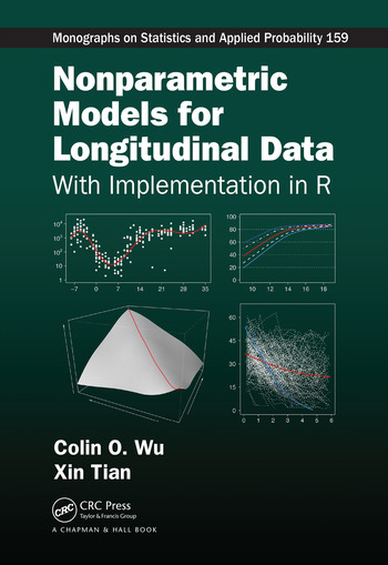 Nonparametric Models for Longitudinal Data With Implementation in R book cover