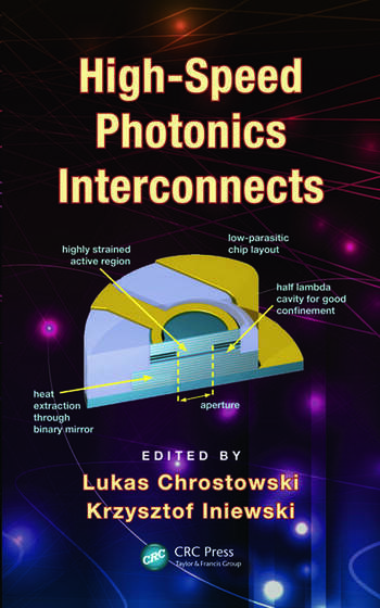 High-Speed Photonics Interconnects book cover