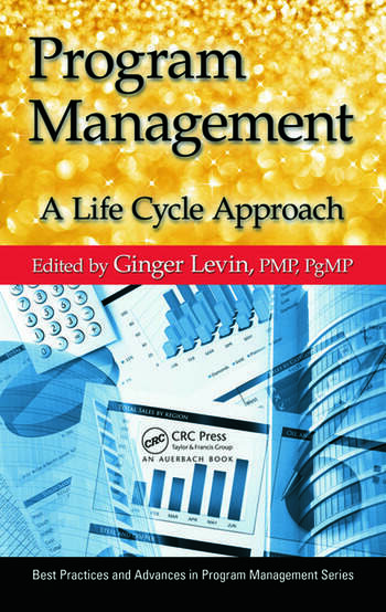 Program Management A Life Cycle Approach book cover