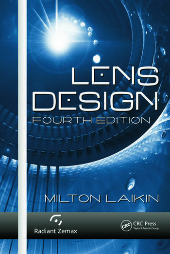 Lens Design, Fourth Edition book cover