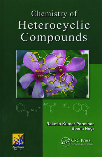 Chemistry of Heterocyclic Compounds book cover