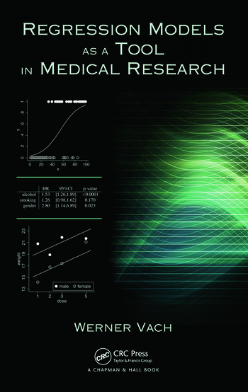 Regression Models as a Tool in Medical Research book cover