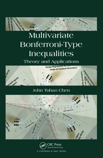 Multivariate Bonferroni-Type Inequalities Theory and Applications book cover