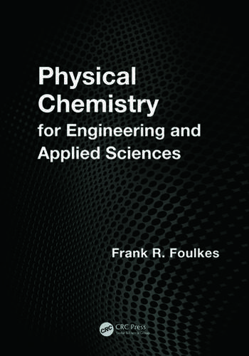Physical Chemistry for Engineering and Applied Sciences book cover