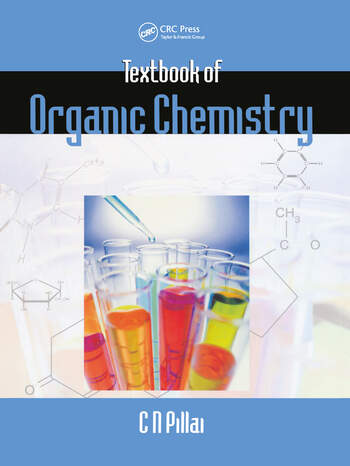 Textbook of Organic Chemistry book cover