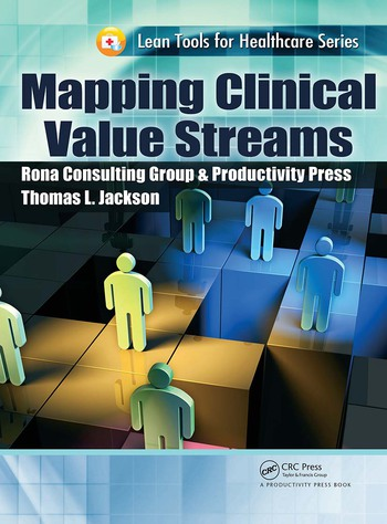 Mapping Clinical Value Streams book cover