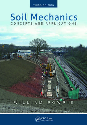 Soil Mechanics Concepts and Applications, Third Edition book cover