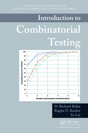 Introduction to Combinatorial Testing book cover