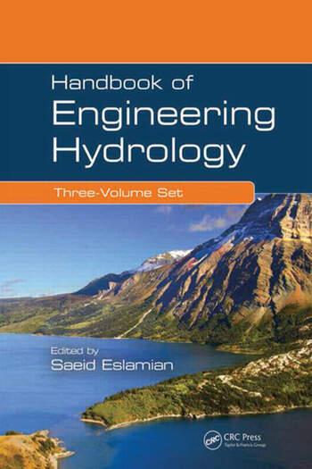 Handbook of Engineering Hydrology (Three-Volume Set) book cover