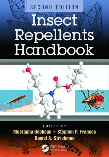 Insect Repellents Handbook book cover