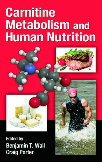 Carnitine Metabolism and Human Nutrition book cover