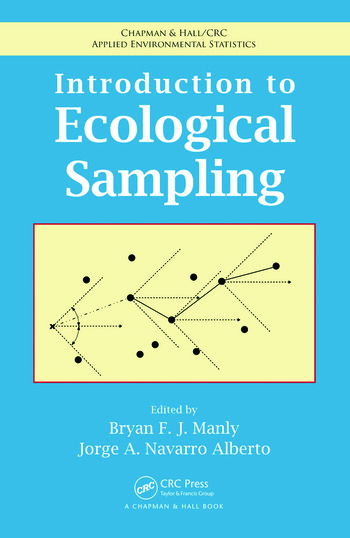 Introduction to Ecological Sampling book cover