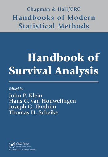 Handbook of Survival Analysis book cover