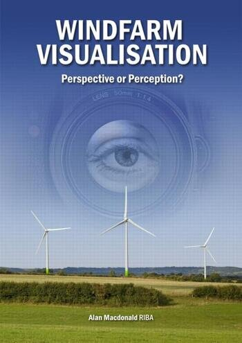 Windfarm Visualisation Perspective or Perception? book cover