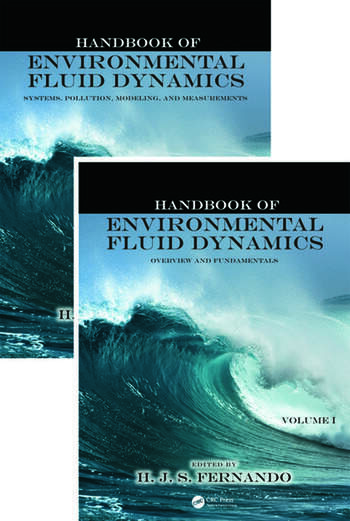 Handbook of Environmental Fluid Dynamics, Two-Volume Set book cover
