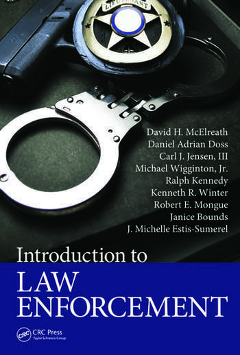 Introduction to Law Enforcement book cover