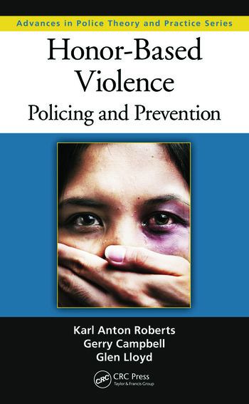 Honor-Based Violence Policing and Prevention book cover
