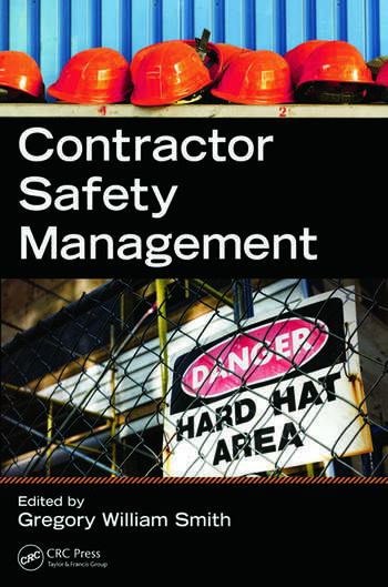 Contractor Safety Management book cover