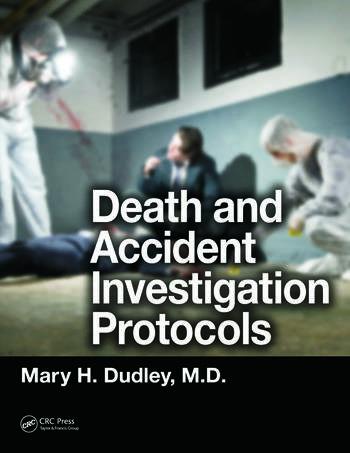 Death and Accident Investigation Protocols book cover