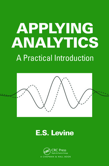Applying Analytics A Practical Introduction book cover