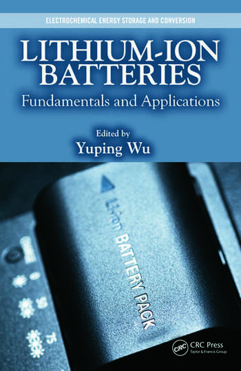 Lithium-Ion Batteries Fundamentals and Applications book cover