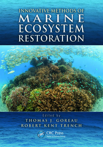 Innovative Methods of Marine Ecosystem Restoration book cover