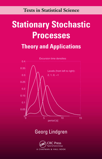 Stationary Stochastic Processes Theory and Applications book cover