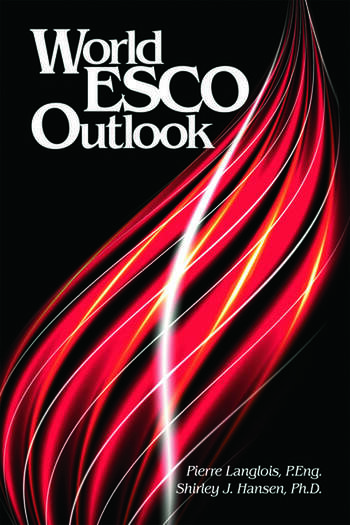 World ESCO Outlook book cover
