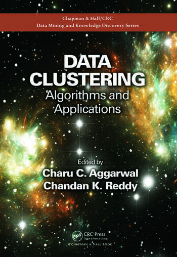 Data Clustering Algorithms and Applications book cover