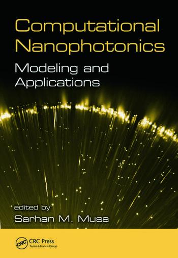 Computational Nanophotonics Modeling and Applications book cover