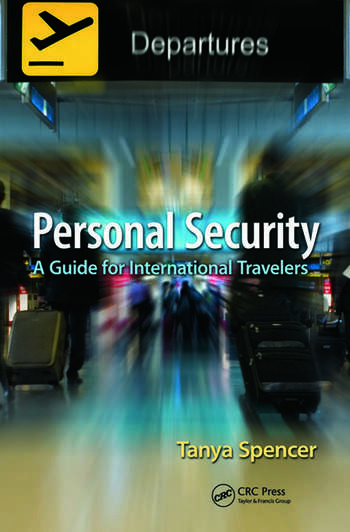 Personal Security A Guide for International Travelers book cover