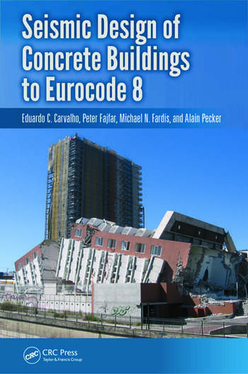 seismic design of concrete buildings to eurocode 8 book cover