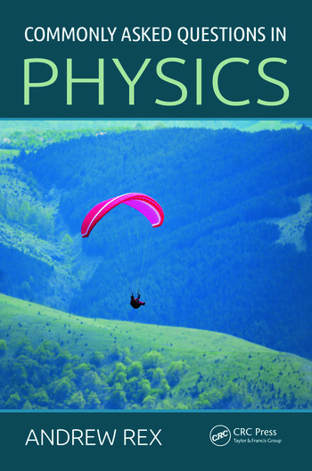 Commonly Asked Questions in Physics book cover