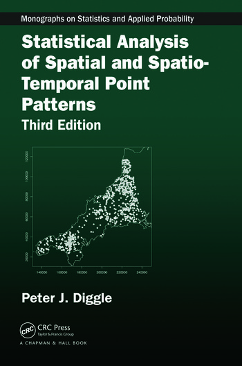 Statistical Analysis of Spatial and Spatio-Temporal Point Patterns book cover